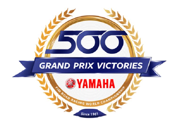 Logo 500 GP Yamaha