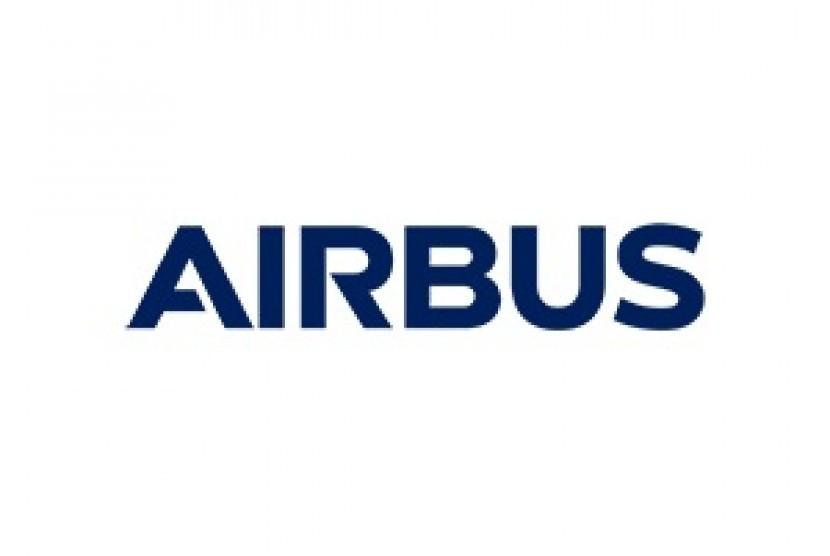 Logo Airbus.