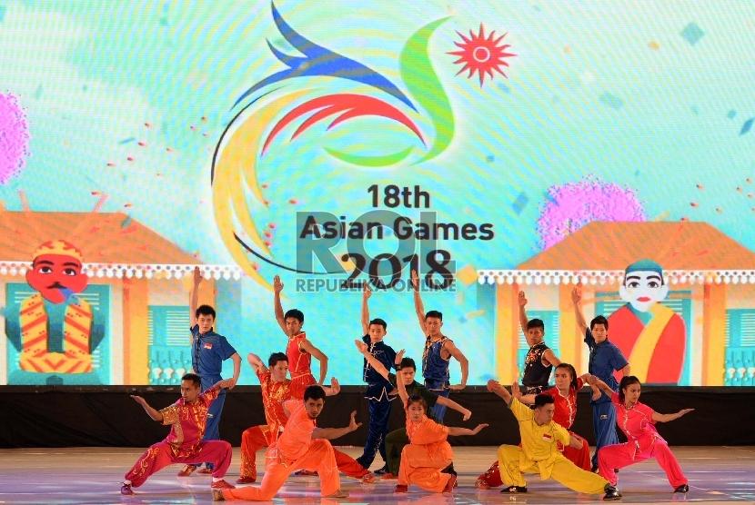 Asian Games Republika