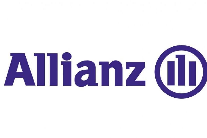 Logo Asuransi Allianz Utama.