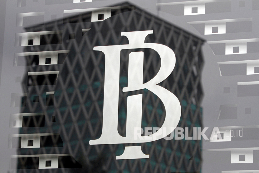 Logo Bank  Indonesia, Bank Indonesia