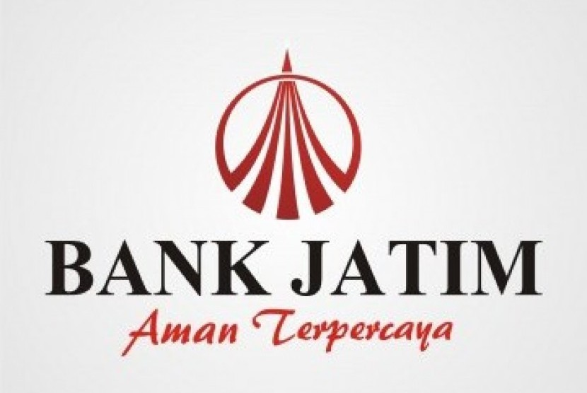 Logo Bank Jatim (ilustrasi).