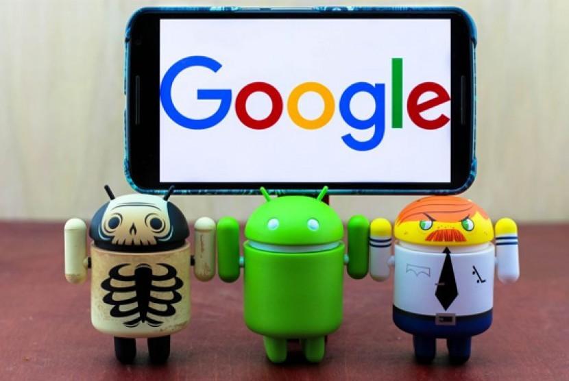 Logo baru Google.