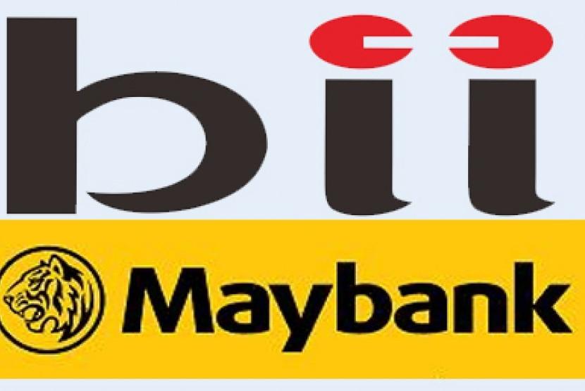 Logo BII-Maybank