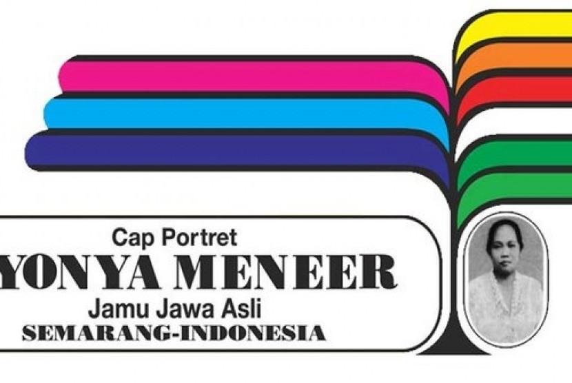 Logo Jamu Nyonya Meneer.