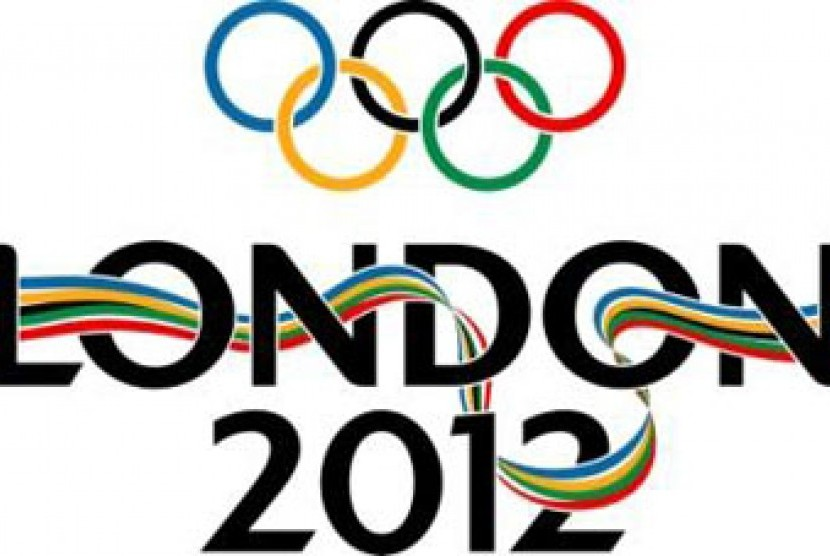 Logo Olimpiade 2012.
