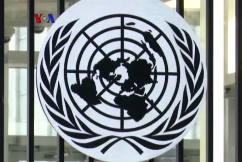 Logo PBB (ilustrasi)