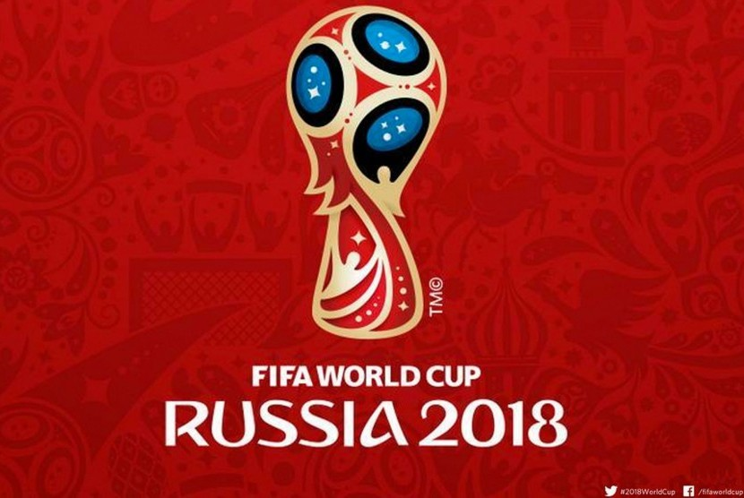 Logo Piala Dunia 2018
