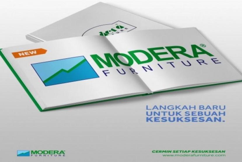Logo PT Modera Furniture.