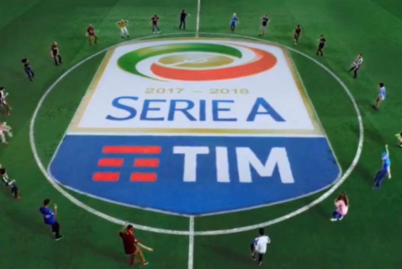 Hasil Pertandingan dan Klasemen Liga Italia, Selasa (12/12)