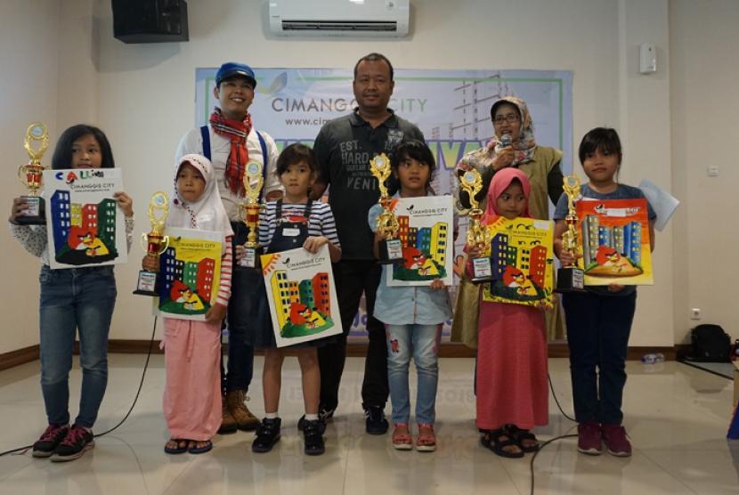 Cimanggis City Kenalkan Hunian Vertikal pada Anak