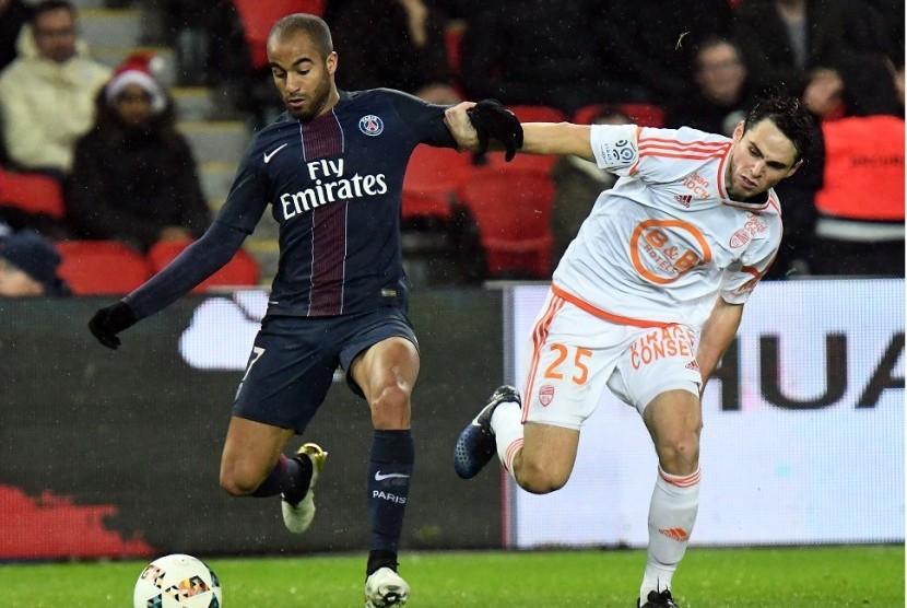 Lucas Ingin Segera Hengkang dari PSG