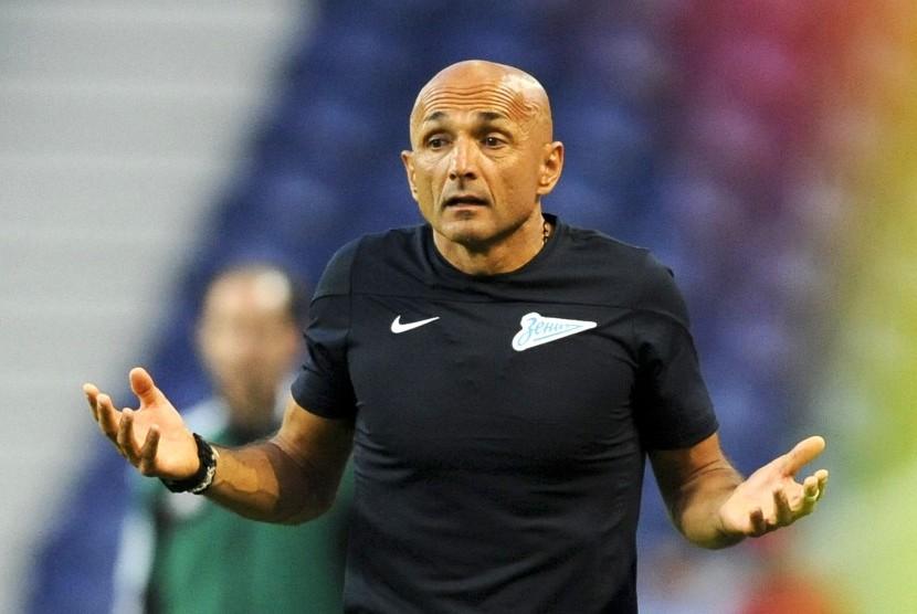 Kalah di Derbi, Spalletti Sebut Kepercayaan Diri Inter Turun