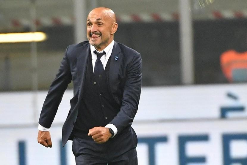 Dirumorkan Latih Italia, Spalletti Fokus ke Inter Milan