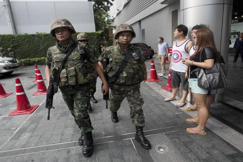 Thailand akan Bangun Pabrik Senjata Gabungan dengan Cina