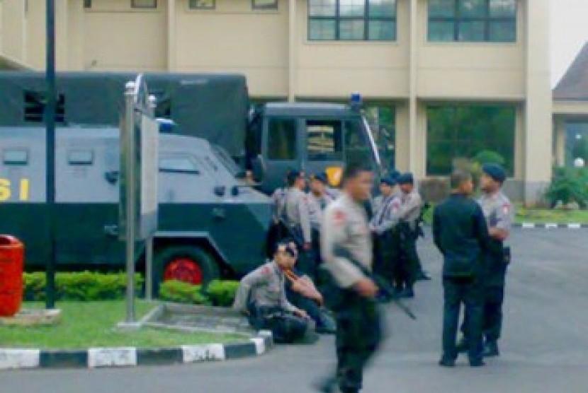 Teror di Kantor Polisi, Peliputan di Mabes Polri Diperketat