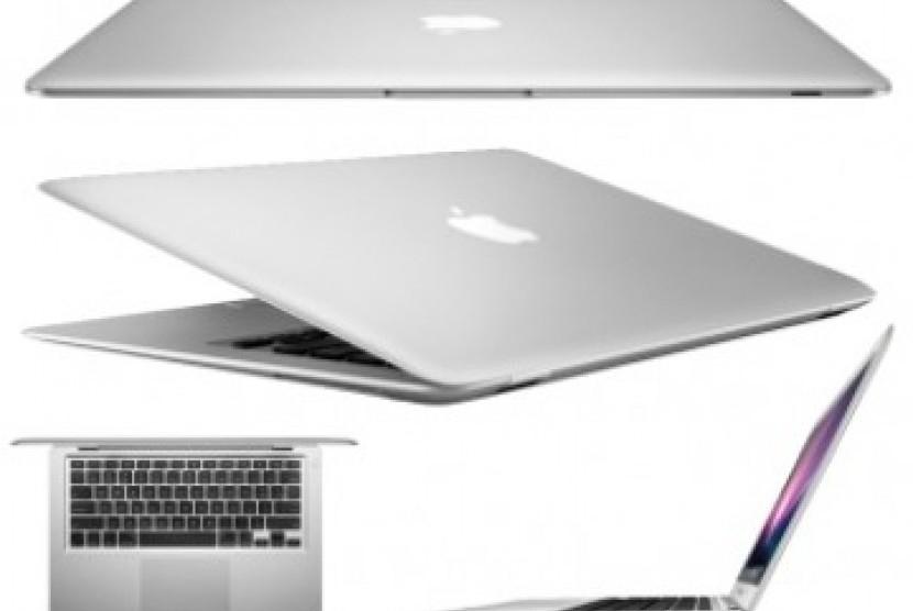 Macbook Air, salah satu komputer jinjing andalan Apple