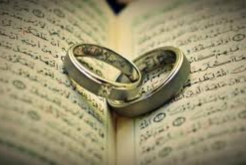 Mahar pernikahan/ilustrasi