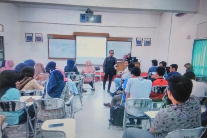 Mahasiswa FKPH UII Dapat Pelatihan Pemberdayaan Diri