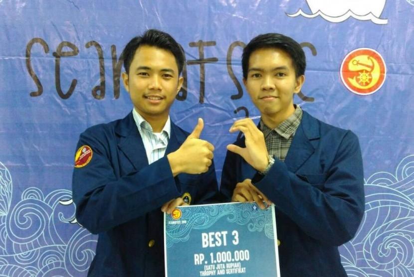 Mahasiswa IPB berrhasil menjadi juara ketiga lomba esai tingkat Asia Tenggara.