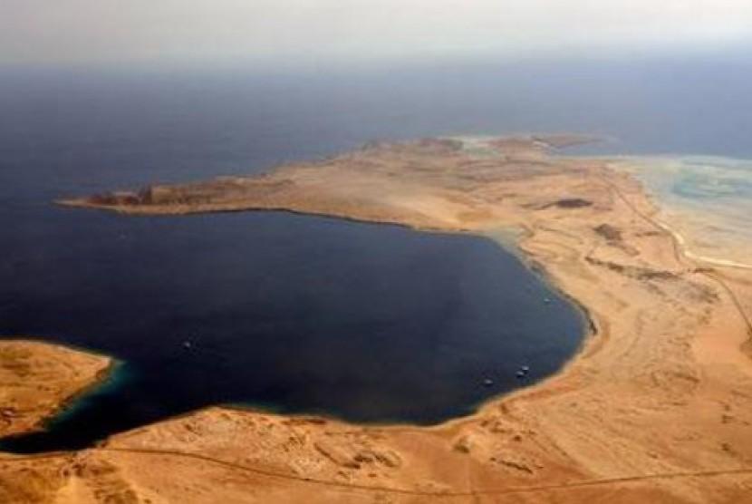 Majma' al-Bahrain di Mesir