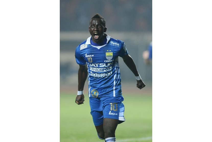 Dua Pemain Asing Sriwijaya FC Jalani Tes Medis