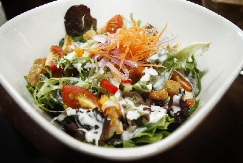 Makanan kaya serat sangat baik bagi penderita diabetes.