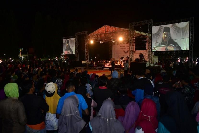 Malam Penganugerahan Festival Film Purbalingga (FFP) 2017