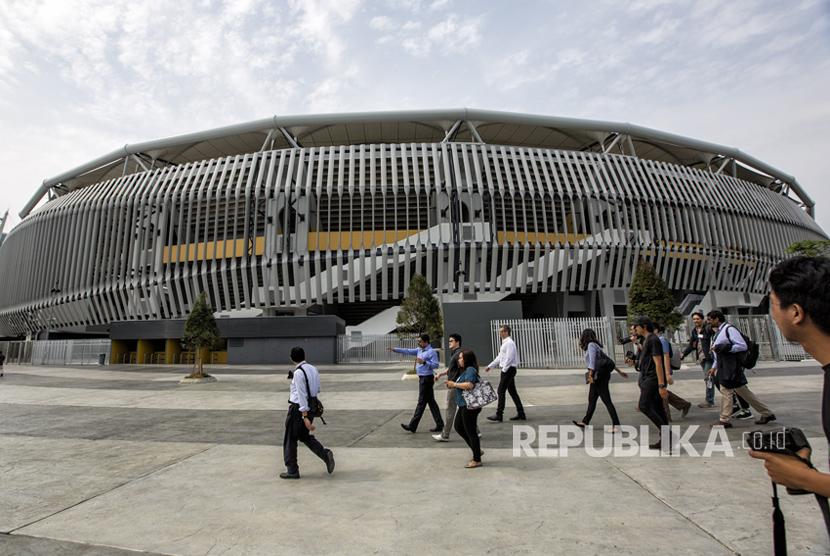 Malaysia Kuala Lumpur Sports City menjadi tuan rumah Sea Games 2017