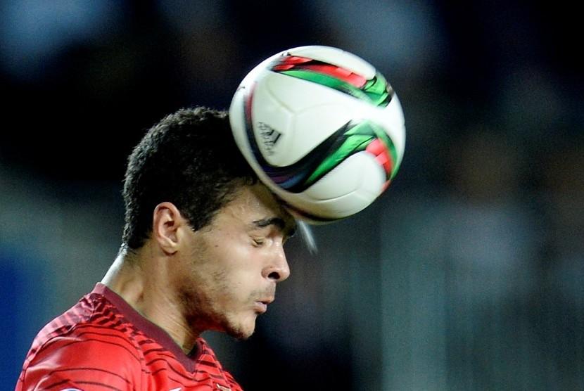 Mantan bek Liverpool, Tiago Ilori.