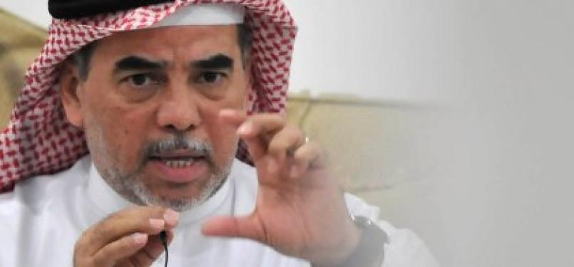 Mantan Dubes Arab Saudi untuk Indonesia, Abdurrahman Al-Khayyath.