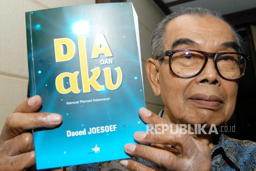 Mantan Menteri Pendidikan di era Presdien Soeharto, Daoed Joesoef