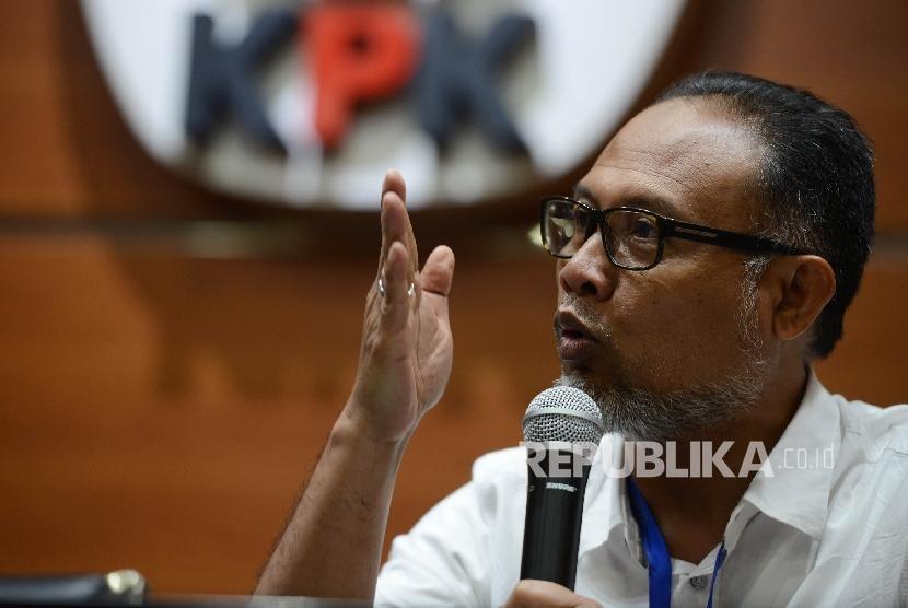 Bambang: KPK tak Boleh Lengah Setelah Tahan Setnov