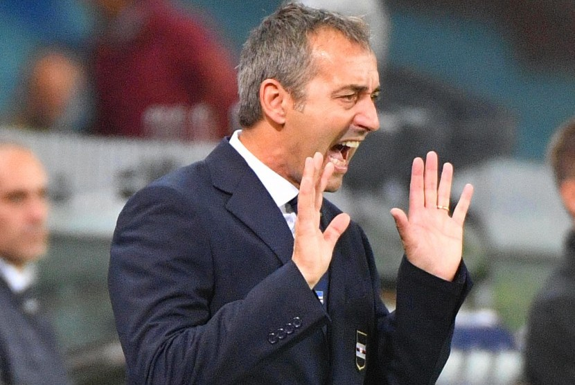 Sampdoria diminta tak Lebay Nikmati Kemenangan atas Juve