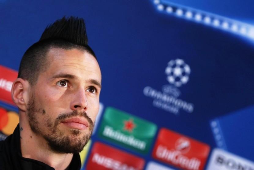 Hamsik: Laga Kontra Juventus adalah Derby