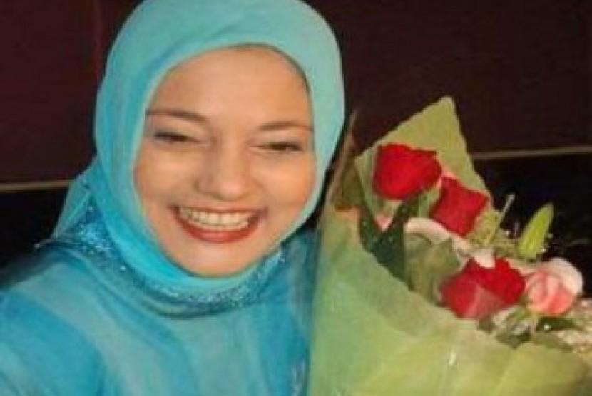 Marissa Haque: Zikir Nasional Penyeimbang Umat Islam