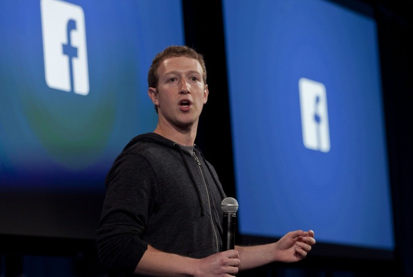Saham Turun, Facebook Merugi 3,3 Miliar Dolar AS