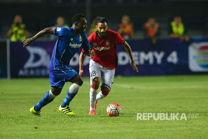 Dilepas Bali United, Flores: Semoga Sukses di Liga Champions