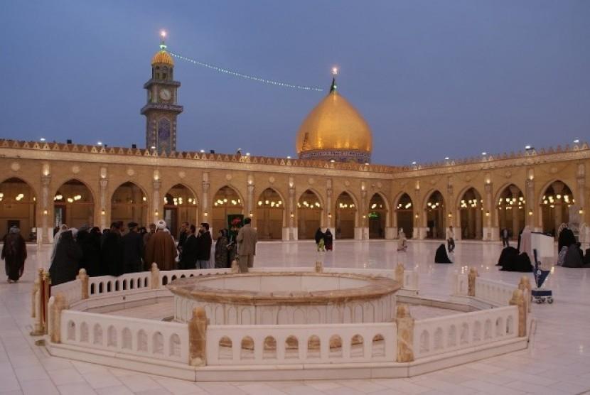 3 Kota Bersejarah di Irak
