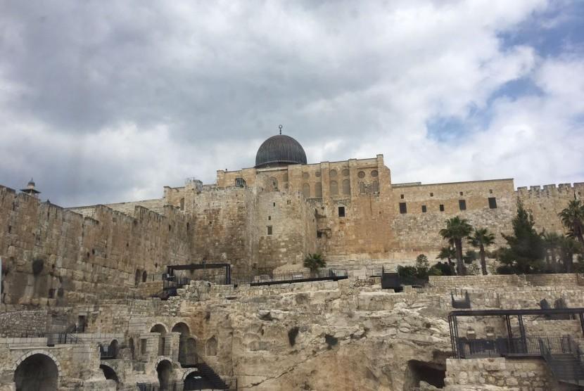 Pengakuan Trump Berpotensi Yahudikan Masjid Al Aqsha