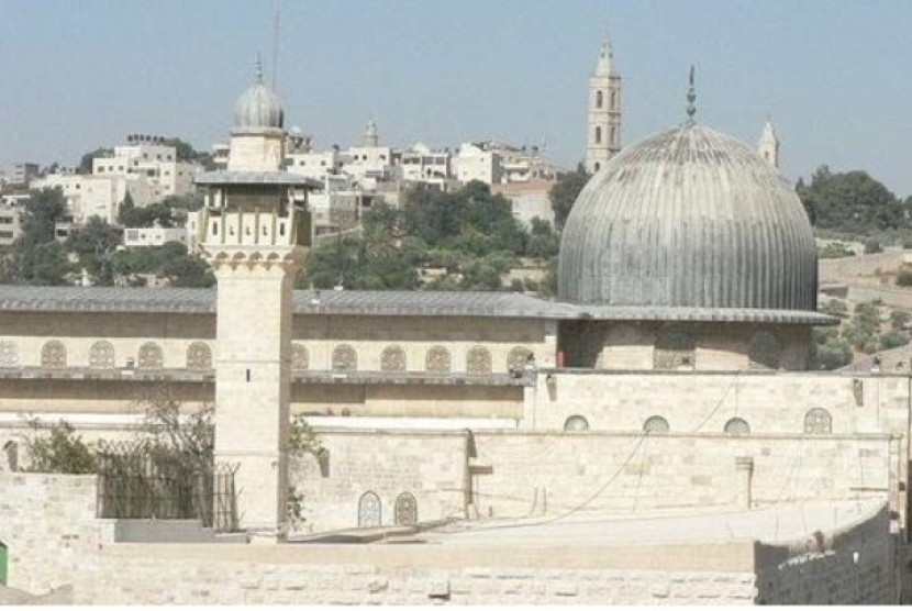Tolak UU Antiazan, Teriakan Allahu Akbar Bergemuruh di Dewan Israel