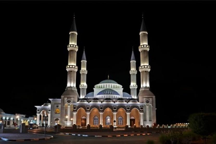 Masjid al-Faroouq, Dubai.