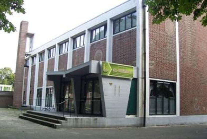 Masjid Al HIkmah, Den Haag, Belanda.