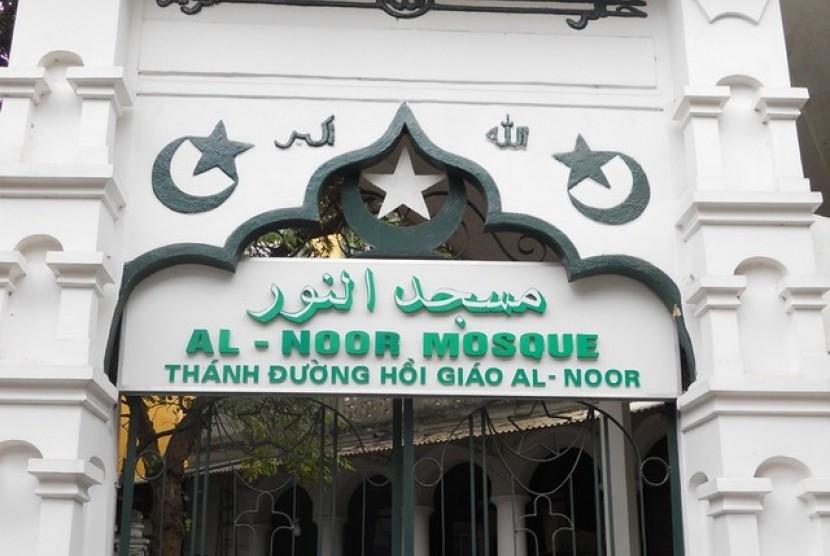 Masjid Al Noor Hanoi