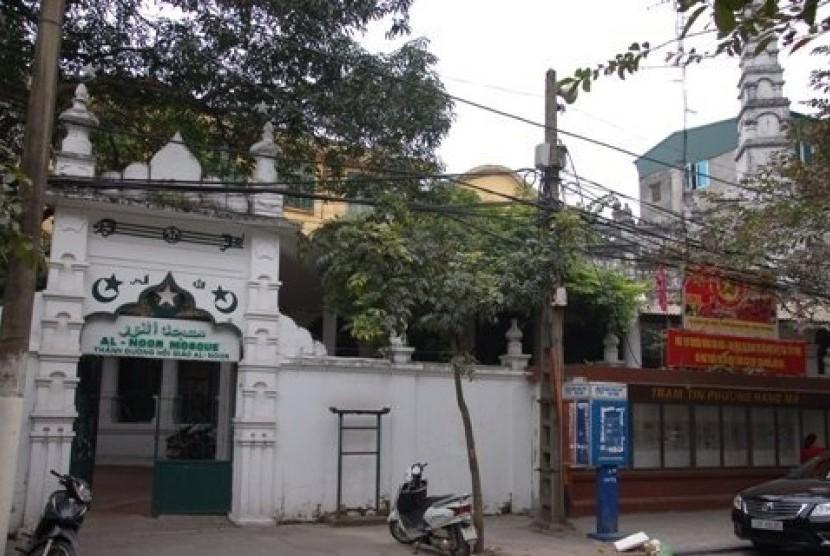Masjid Al-Noor, Hanoi, Vietnam