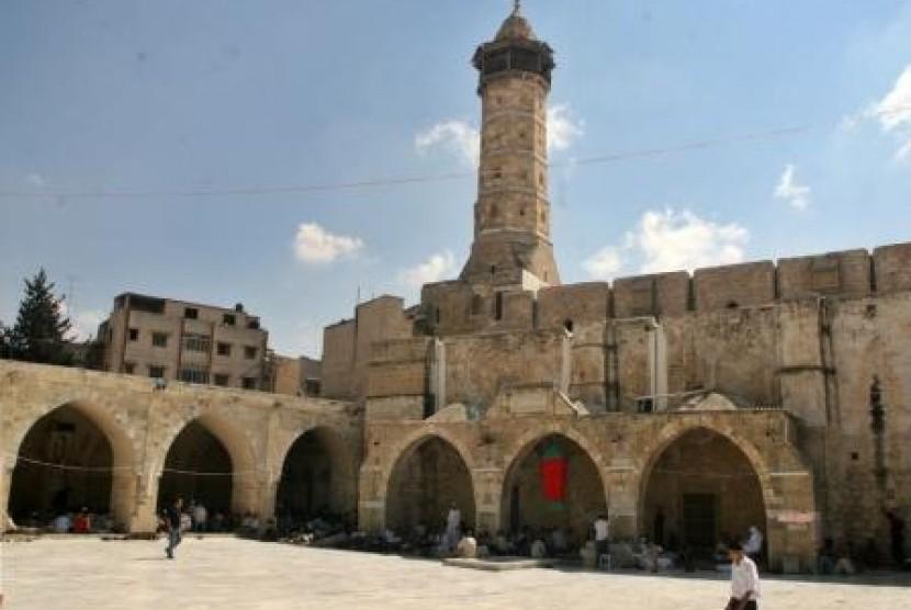 Masjid Al-Umari Bushrah