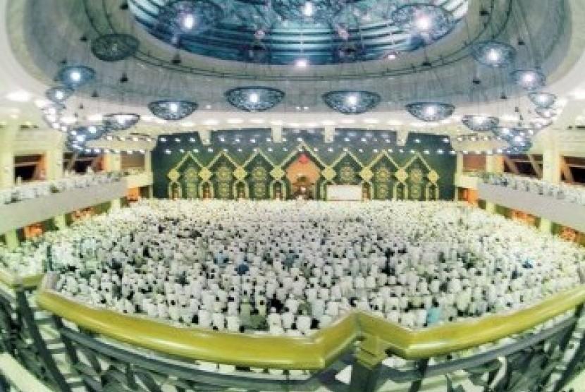 Pengurus Masjid At Tin: Terima Kasih Republika!