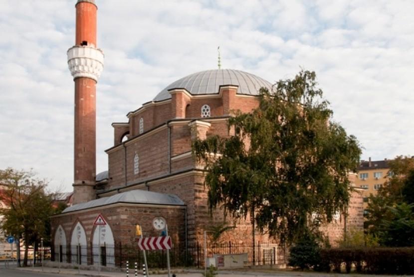 Masjid Banya Bashi Bulgaria.