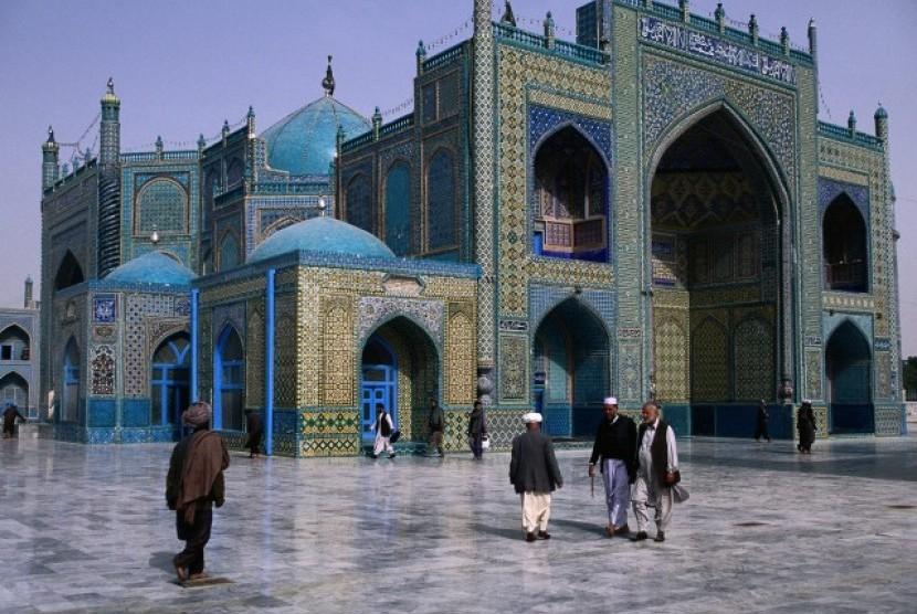 Masjid Biru St Petersburg