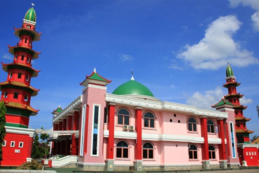Masjid Cheng Ho, Sriwijaya